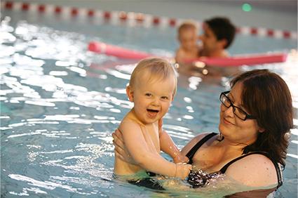 Baby- & Kleinkinderschwimmen